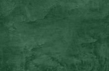 Dark Green Concrete Textured B...