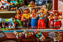 Chilean Souvenirs In San Pedro...