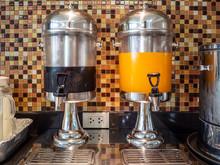 Fruit Juice Dispensers And Cof...