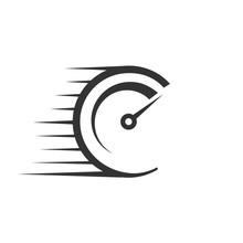 Fast Vector Icon