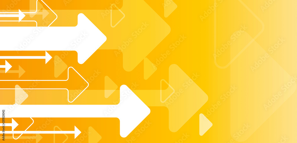 Fototapety, obrazy: line arrow abstract background