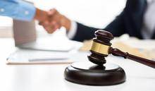 Jusitz, Anwalt Und Richter