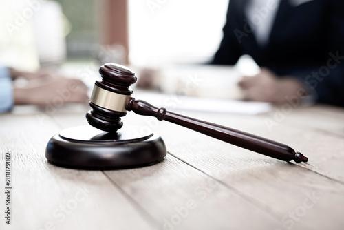 Photo Arbeit als Jurist