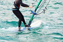 Windsurfing Details. A Windsur...
