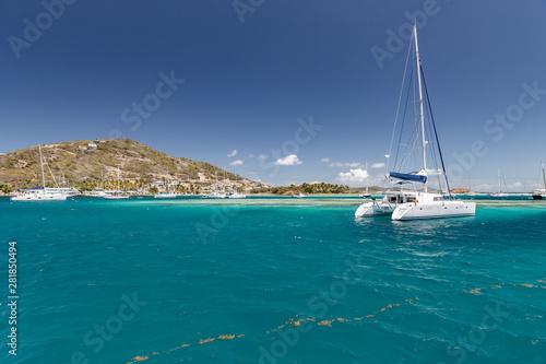 Fototapeta Saint Vincent and the Grenadines, Union Island