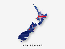 New Zealand Detailed Map With ...