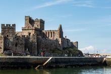 Peel Castle In Summer