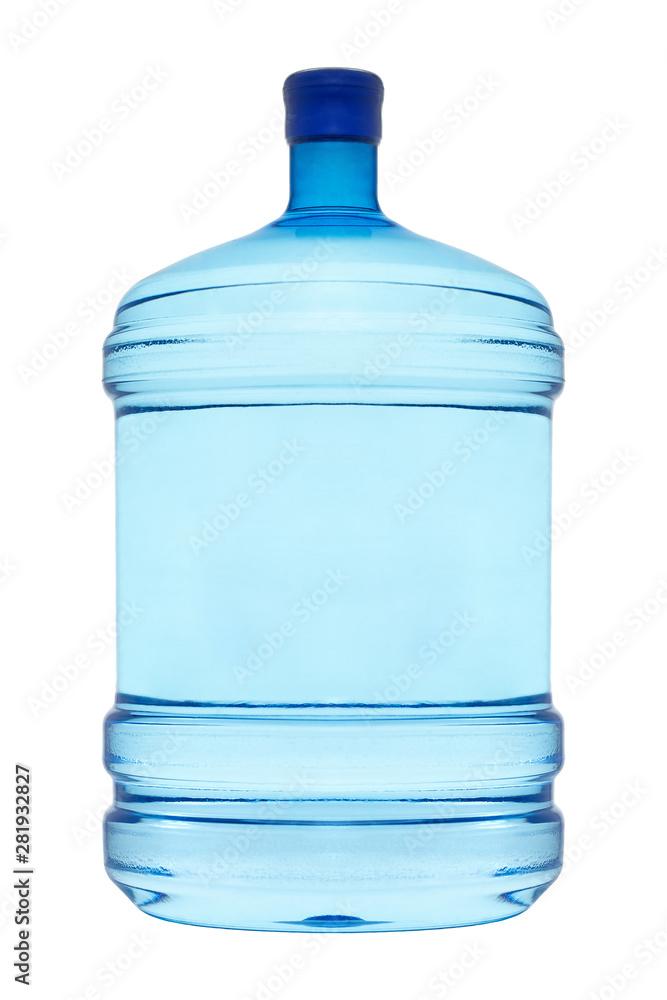 Fototapeta A large bottle for drinking water