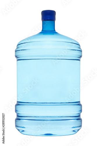 Fototapeta A large bottle for drinking water obraz