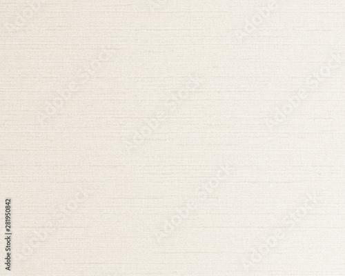 Fotografia  Cotton silk fabric wallpaper texture pattern background in light pastel beige cr