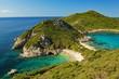 Zwillingsbucht bei Porto Timoni - Korfu