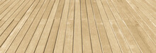 Wood Floor Texture Background In Natural Light Yellow Creme Cream Beige Brown Color