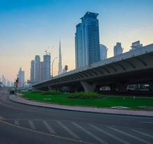 Dubai City Downtown, United Ar...