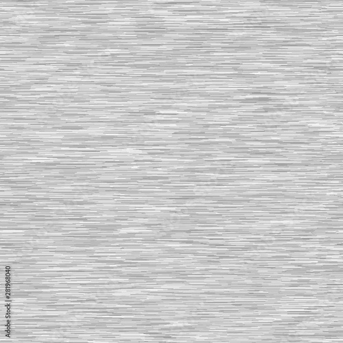 Gray Marl Heather Triblend Melange Seamless Repeat Vector Pattern Swatch.  Kit t-shirt fabric texture.