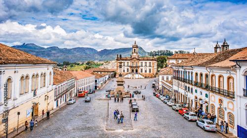 Ouro Preto Fotobehang