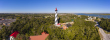St. Augustine Lighthouse Aeria...