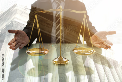 law legal justice Fototapet
