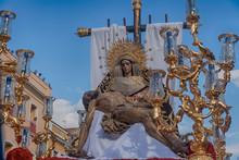 Imágenes De La Semana Santa De Sevilla, Hermandad Del Baratillo