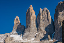 Three Major Peaks As Summit Te...