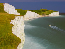 Sussex. South Downs Way. The S...
