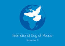 International Day Of Peace Vec...