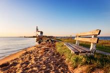 Lighthouse Paard Van Marken