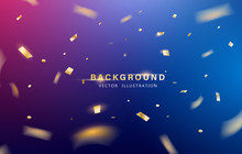 Abstract Background. Party, Ce...