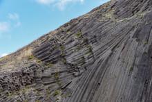 Basalt Columns In The Formatio...