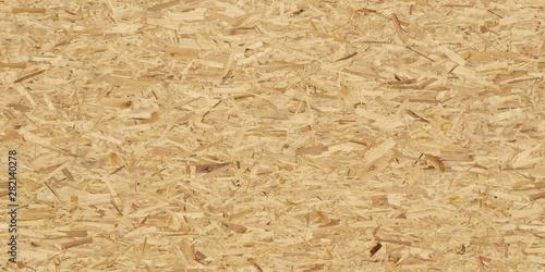 Valokuva  Full frame image of oriented strand board (OSB)