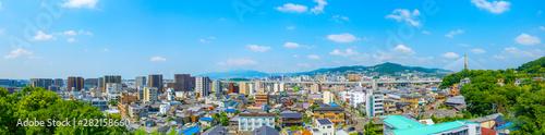 Fotomural  都市風景 兵庫県 川西市