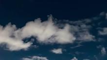 夜空・雲・タイムラプス
