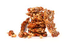 Sunflower Seed, Peanut & Almond Nut Brittle Treat