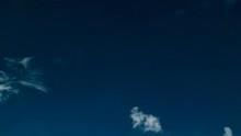 夜・星空・雲・タイムラプス