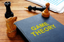 Game Theory Book And Chess Wit...