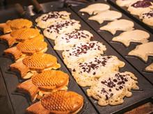 Taiyaki Japanese Street Food F...