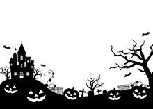 Halloween Silhouette (pumpkin,...