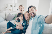 Photo Of Family Two Children M...