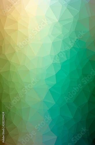 ilustracja-abstrakcyjna-zieleni