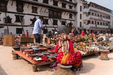 Kathmandu-18.03.2019: The Durb...