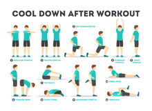 Cool Down After Workout Exerci...