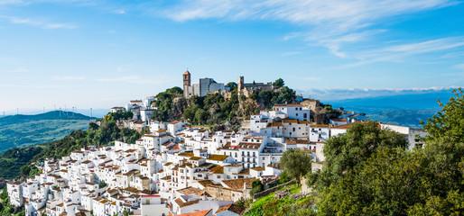 Casares, Málaga, Andalusia, Spain, Europe
