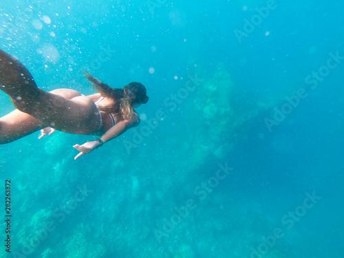 Photo Tropical beach in Coron, Philippines