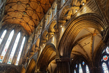 Glasgow Cathedral Interior - G...