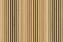 Wood Planks Wall. Vector Wooden Background. For Contemporary Interior Design
