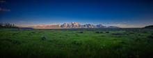 Panoramic View Of Early Sun Ra...