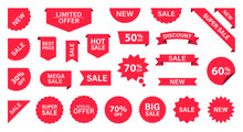 Sale Label Collection Set. Sal...