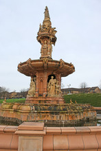 Doulton Fountain Glasgow Green