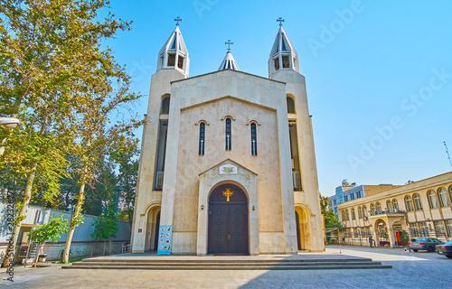 Photo St Sarkis Armenian Cathedral, Tehran, Iran