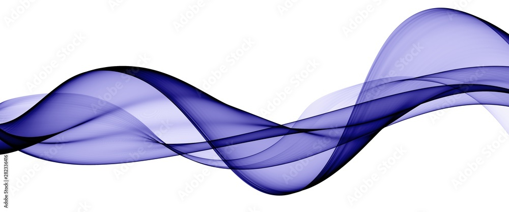 Color light blue abstract waves design