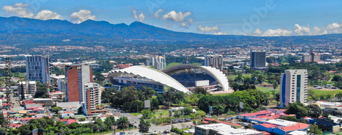 Photo  La Sabana Park and Costa Rica National Stadium